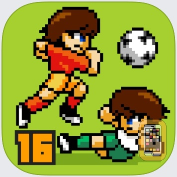 Pixel Cup Soccer 16 by ODT S.A. (Universal)