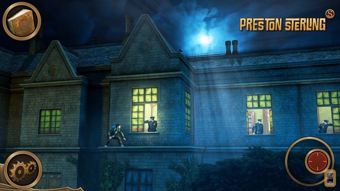 Screenshot - Preston Sterling