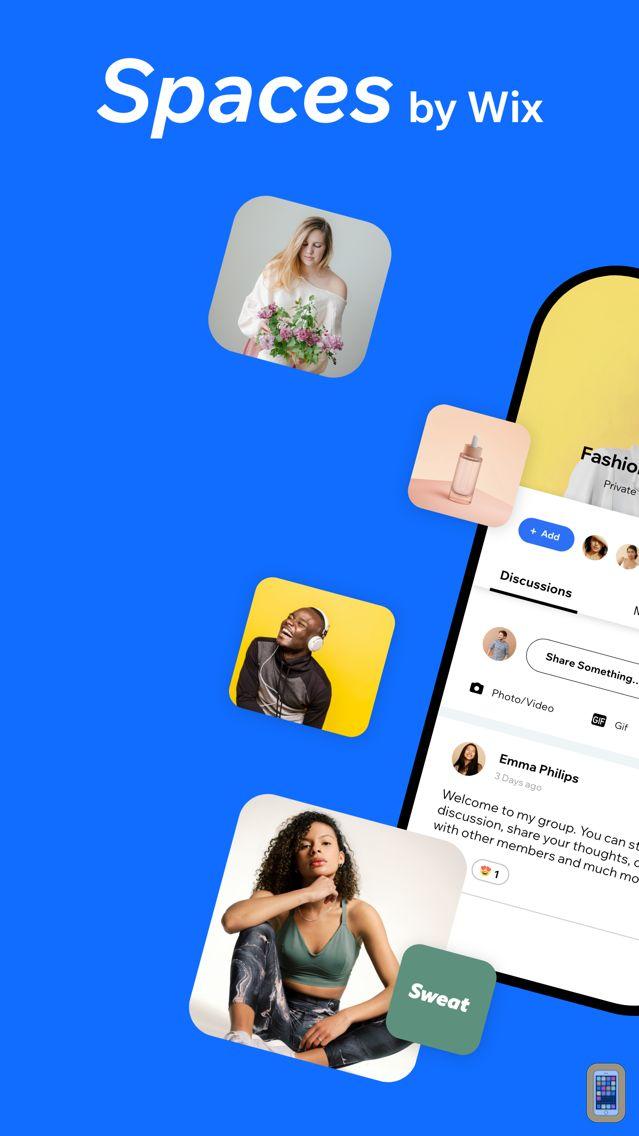Screenshot - Wix