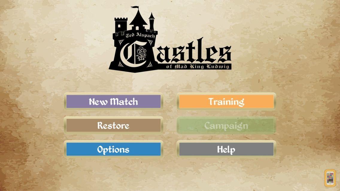 Screenshot - Castles of Mad King Ludwig