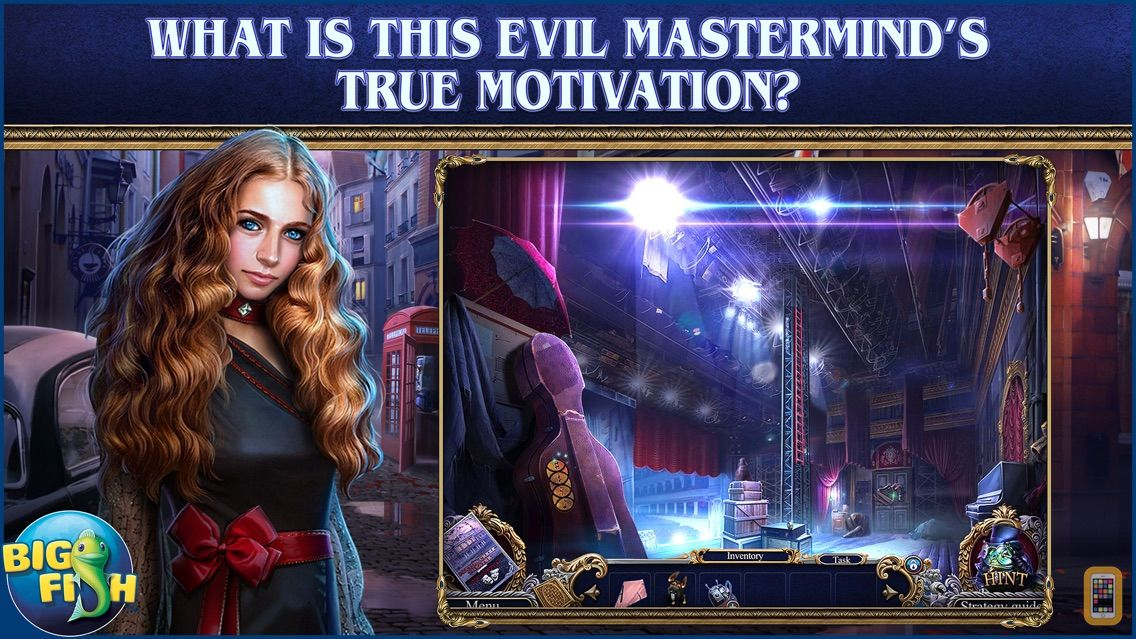 Screenshot - Mystery Trackers: Paxton Creek Avengers - A Mystery Hidden Object Game (Full)