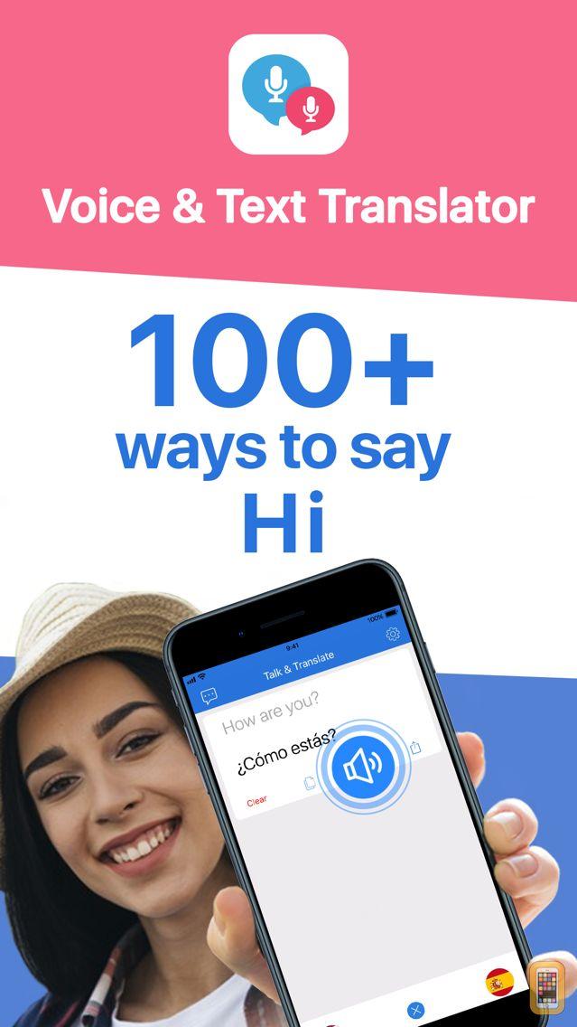 Screenshot - Talk & Translate