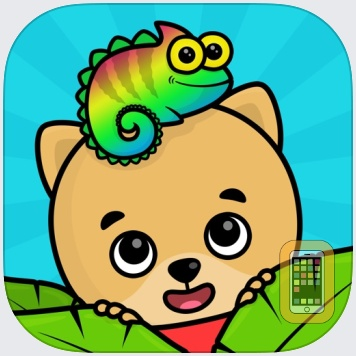 Toddler puzzle games for kids by Bimi Boo Kids - Games for boys and girls LLC (Universal)