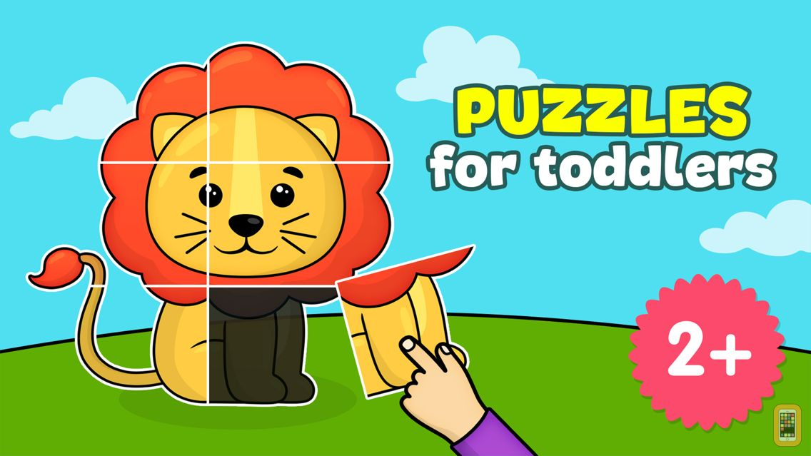 Screenshot - Toddler puzzle games for kids