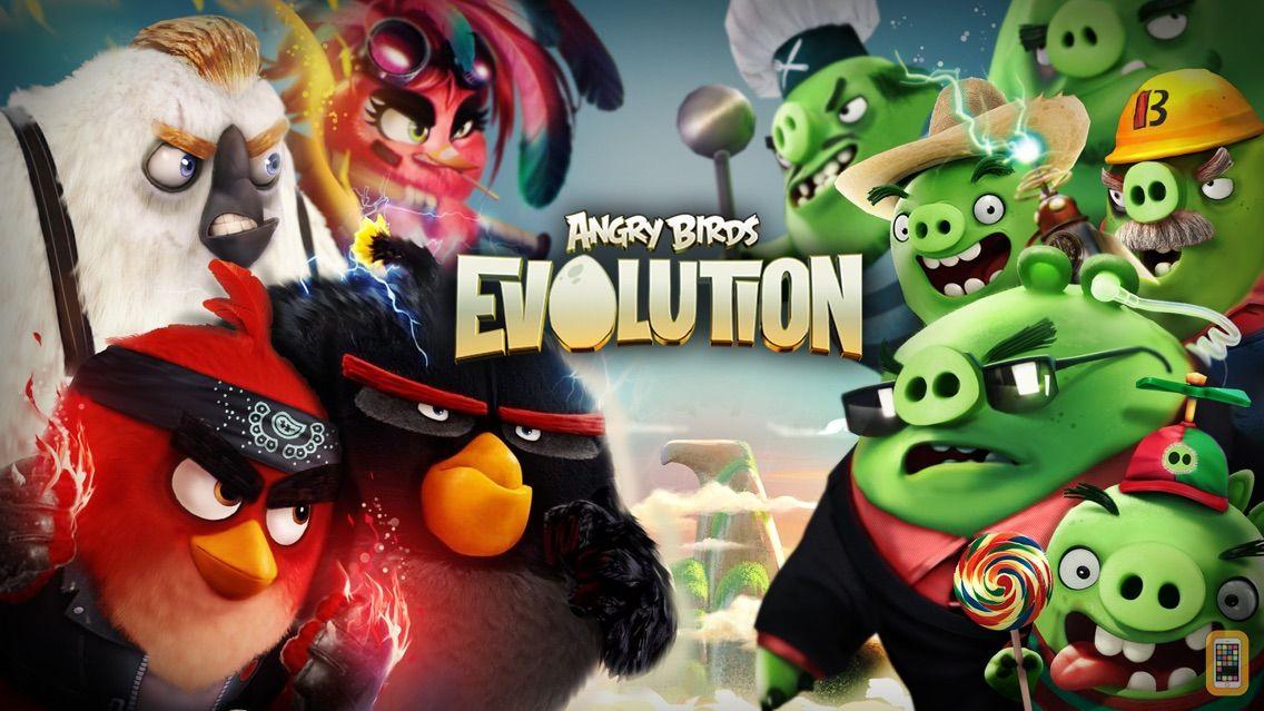 Screenshot - Angry Birds Evolution