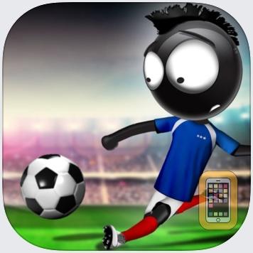 Stickman Soccer 2016 by Djinnworks GmbH (Universal)