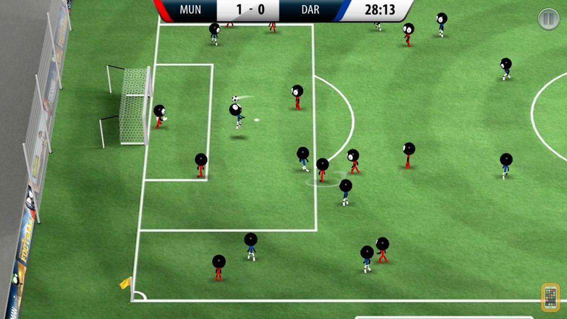 Screenshot - Stickman Soccer 2016