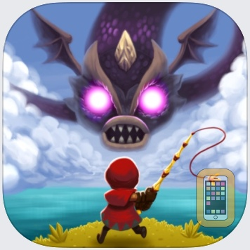 Legend of the Skyfish by Crescent Moon Games (Universal)