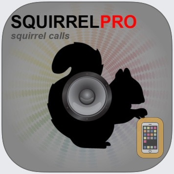 Squirrel Calls-SquirrelPro-Squirrel Hunting Call by GuideHunting L. L. C. (iPhone)