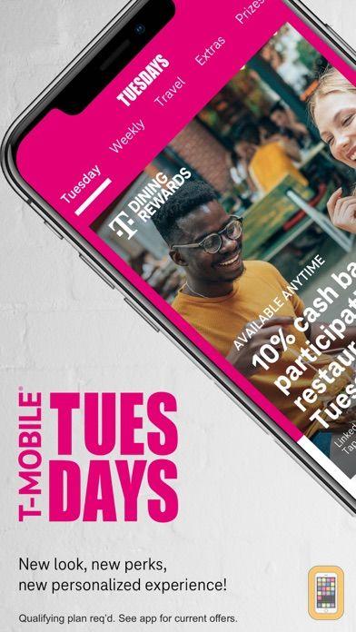 Screenshot - T-Mobile Tuesdays