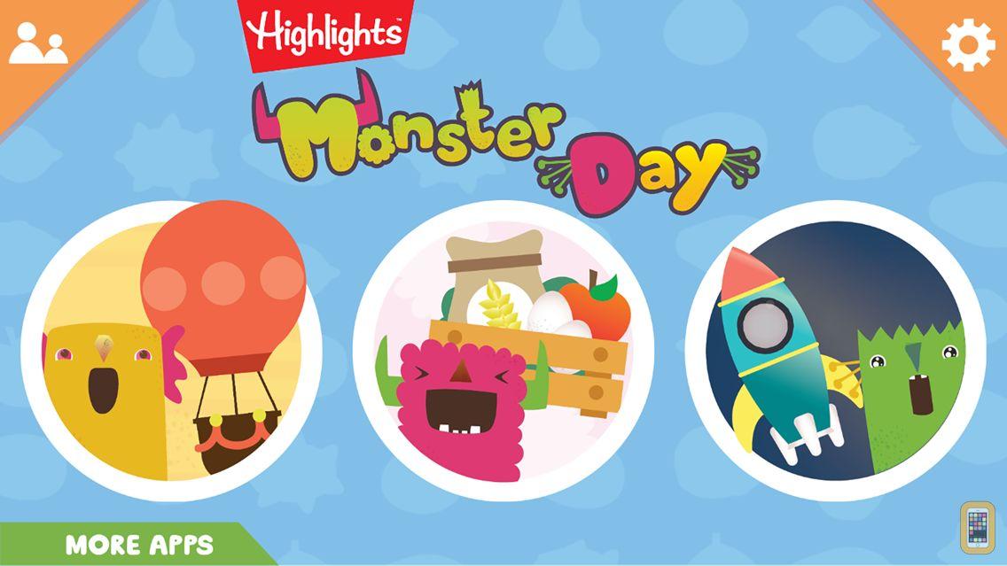 Screenshot - Highlights Monster Day