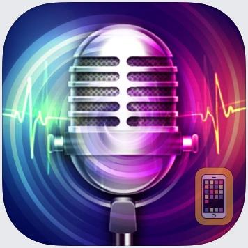 Voice Change.r Effect.s - Funny Sound.Board Modulator, Speaking Record.er & Audio Play.er by Zhongzhen Lu (Universal)