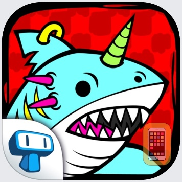 Shark Evolution | Clicker Game of the Deep Sea Mutants by Tapps Tecnologia da Informação Ltda. (Universal)