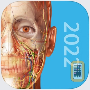 Human Anatomy Atlas 2020 by Visible Body (Universal)