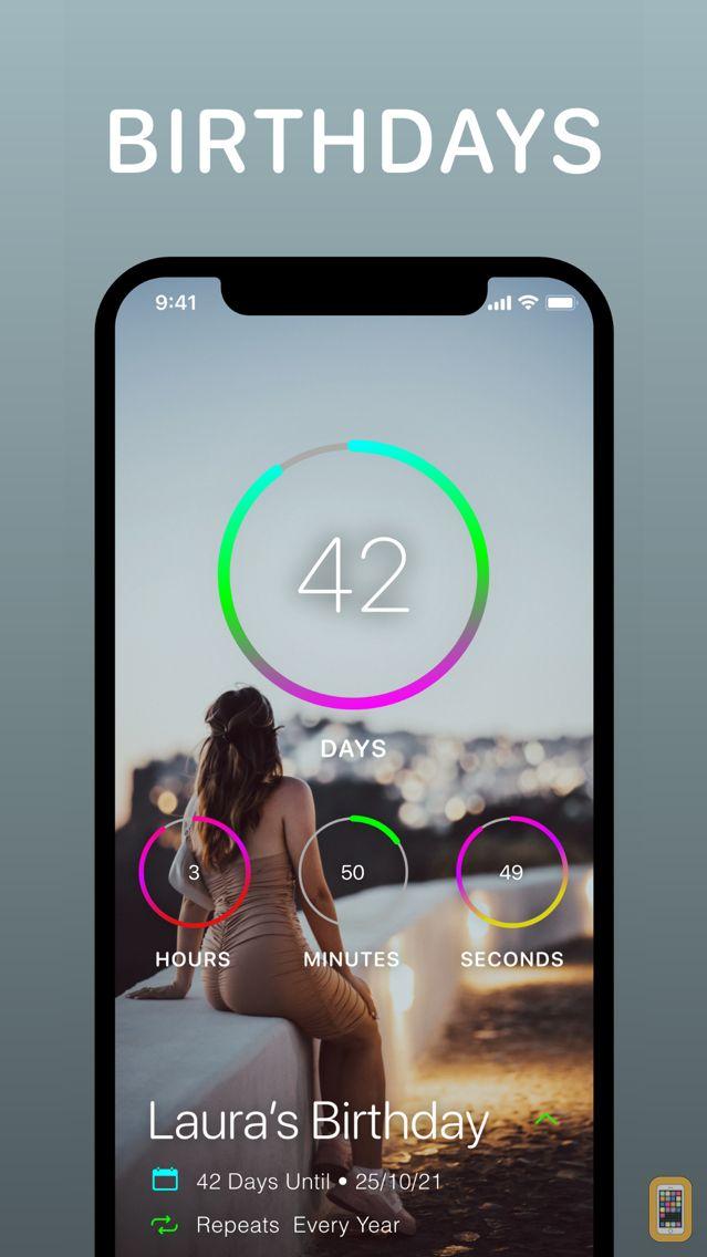 Screenshot - DayCount