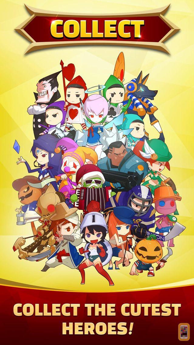Screenshot - Hello Hero All Stars: Idle RPG