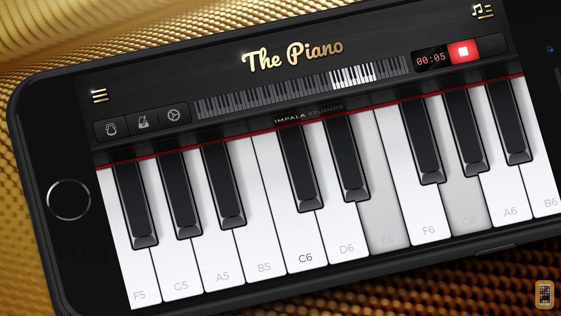 Screenshot - The Piano.
