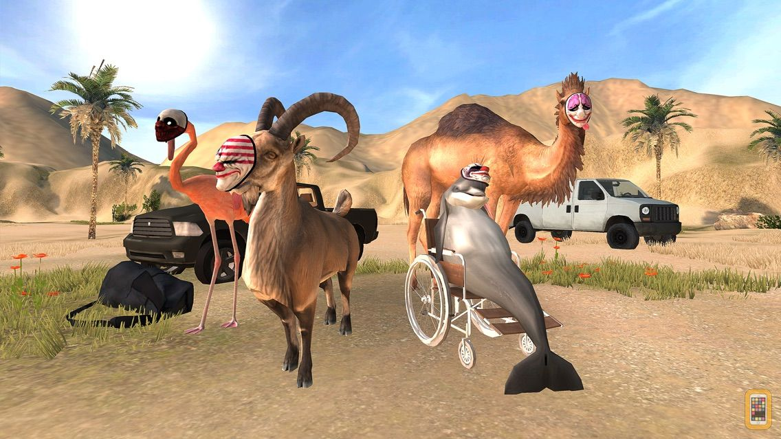 Screenshot - Goat Simulator PAYDAY