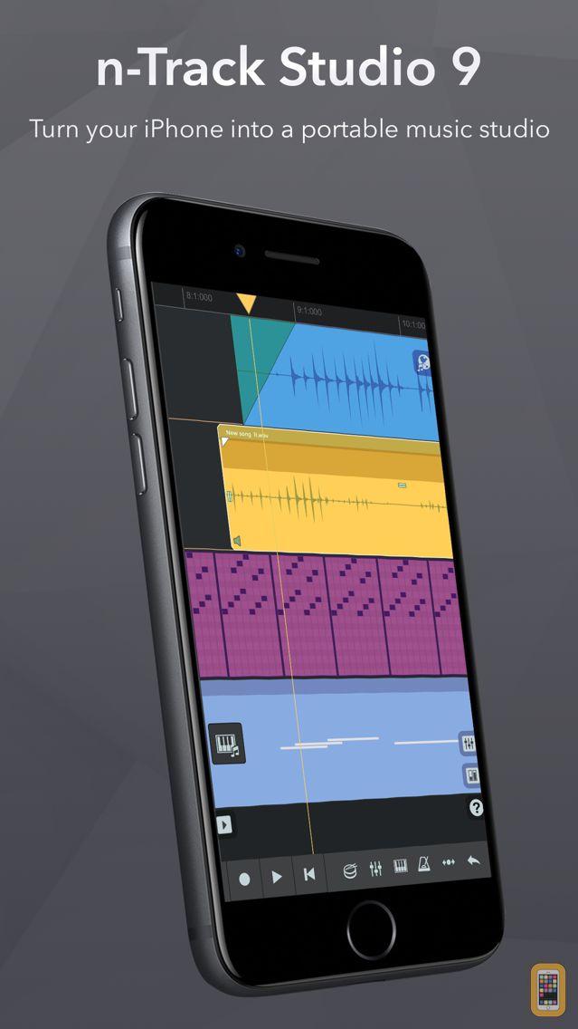 Screenshot - n-Track Studio DAW 9
