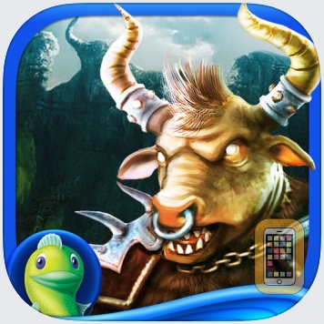 Endless Fables: The Minotaur's Curse (Full) - Game by Big Fish Games, Inc (iPad)