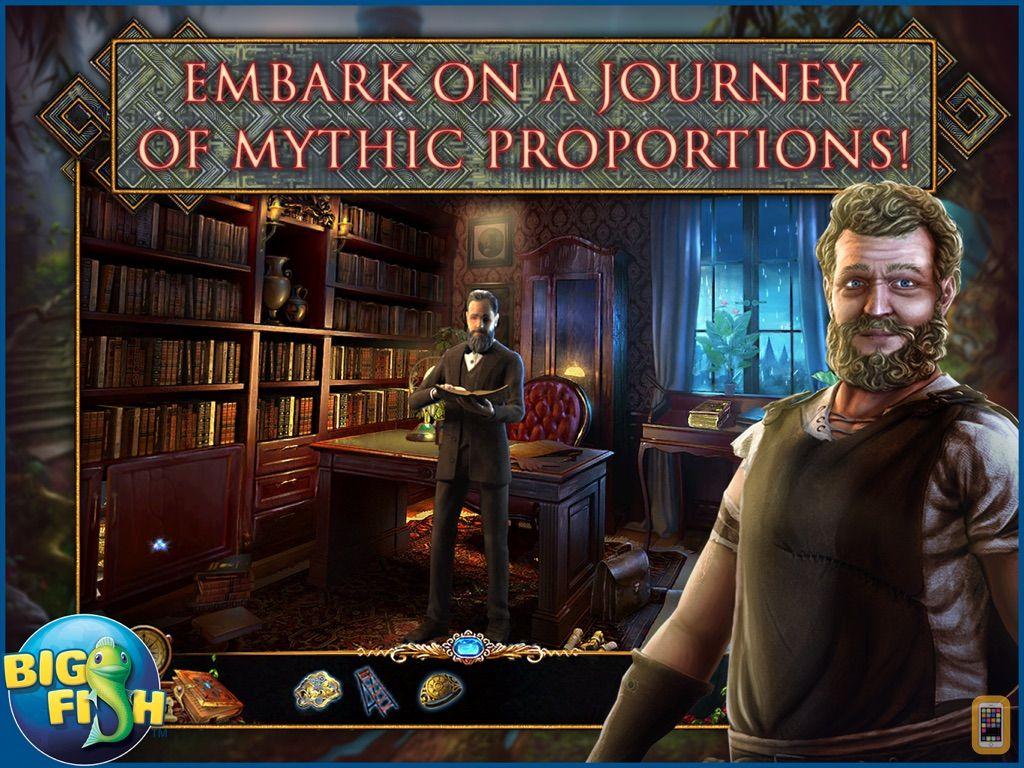 Screenshot - Endless Fables: The Minotaur's Curse (Full) - Game
