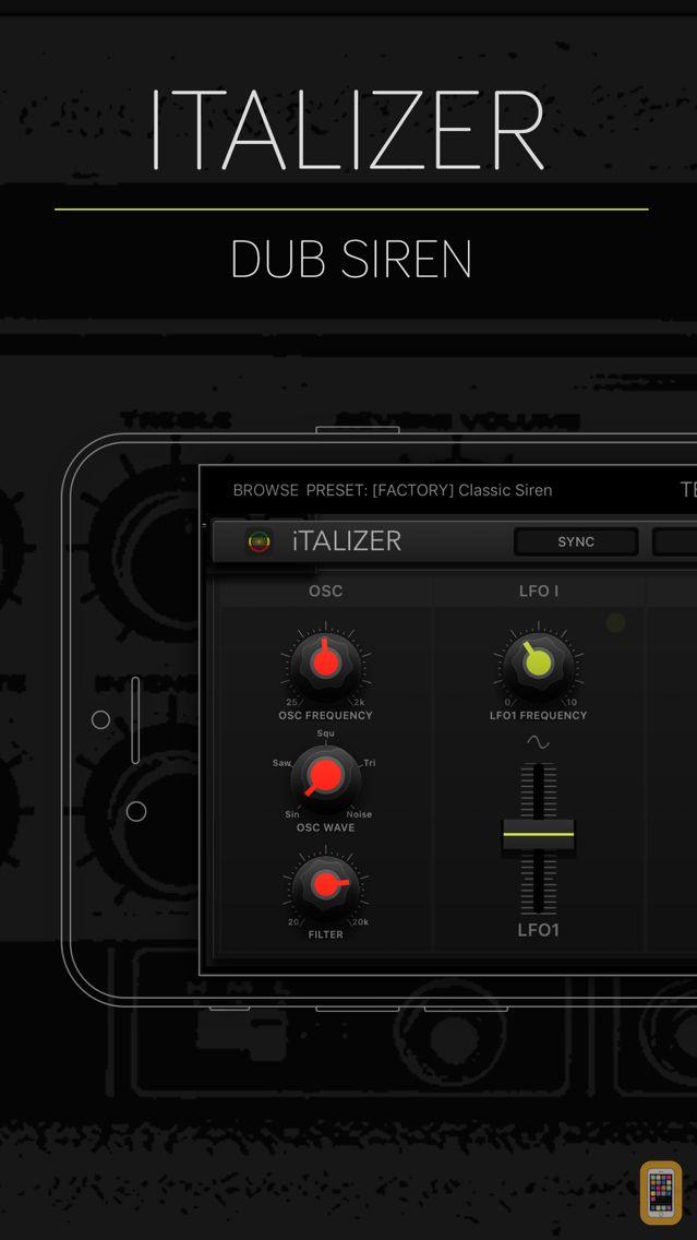 Screenshot - Italizer