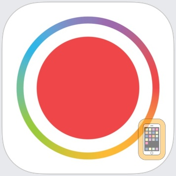 Spark Camera - Video Editor by Dayworks. (iPhone)