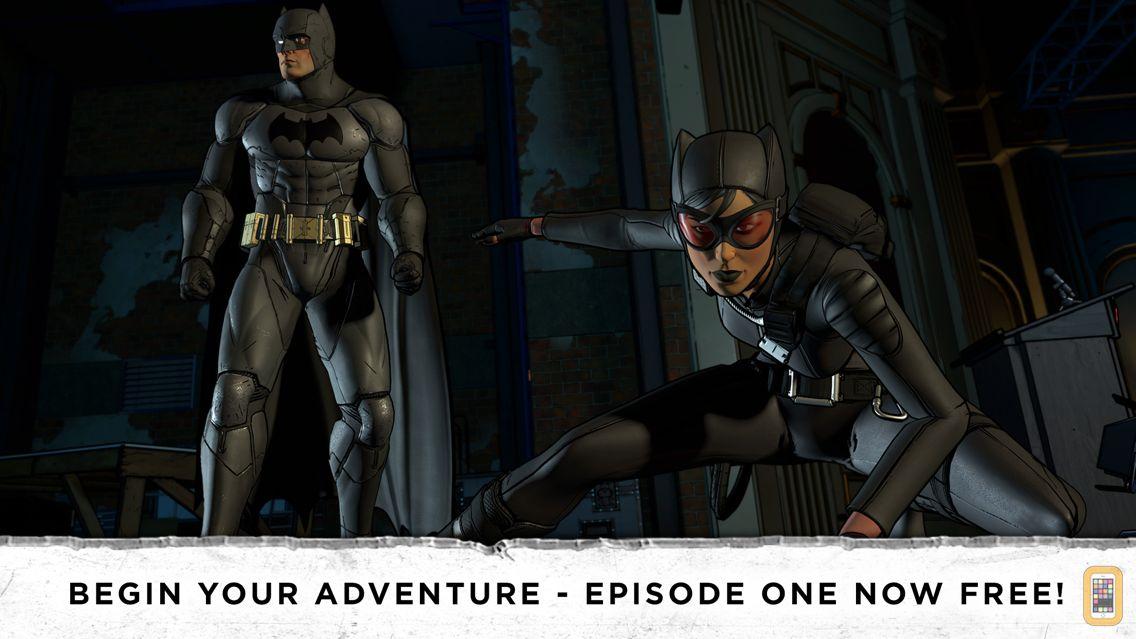 Screenshot - Batman - The Telltale Series