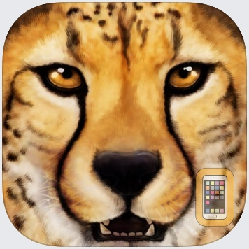 Ultimate Savanna Simulator by Gluten Free Games (Universal)