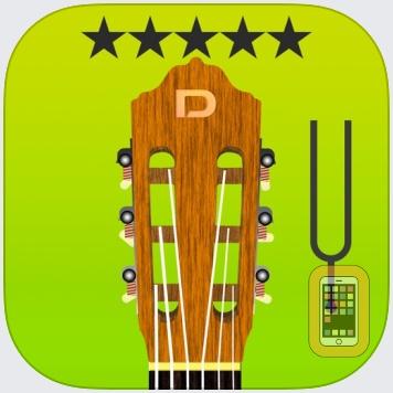 Classical Guitar Tuner Pro by Pedro Daniel Macalupu Cumpen (Universal)