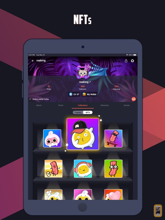 Omlet Arcade: Livestream Games for iPhone & iPad - App Info