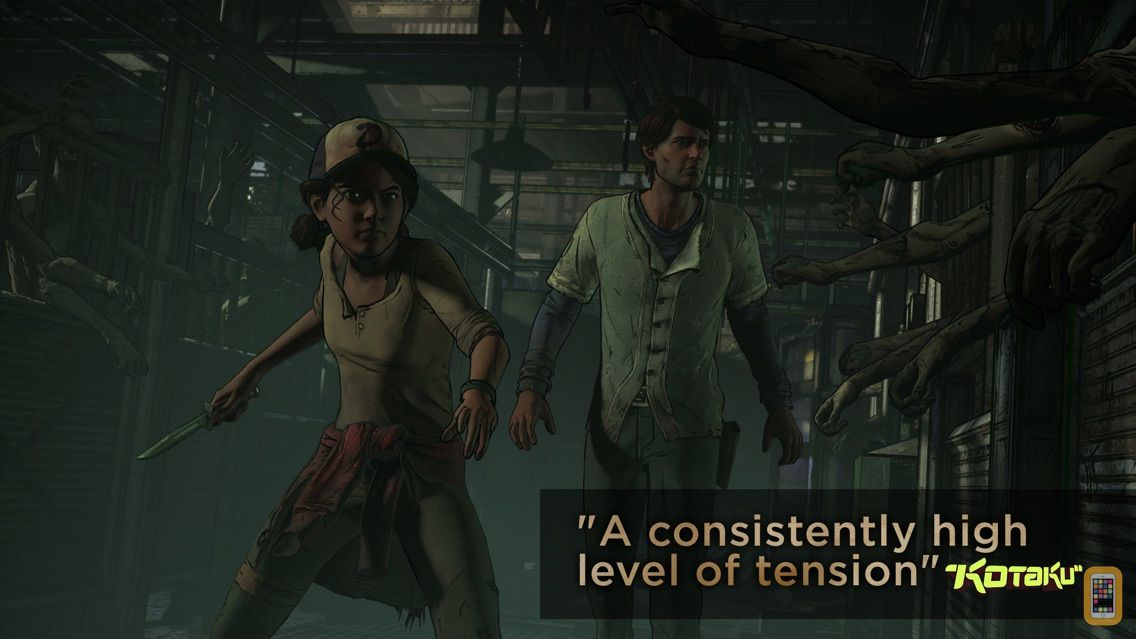 Screenshot - The Walking Dead: A New Frontier