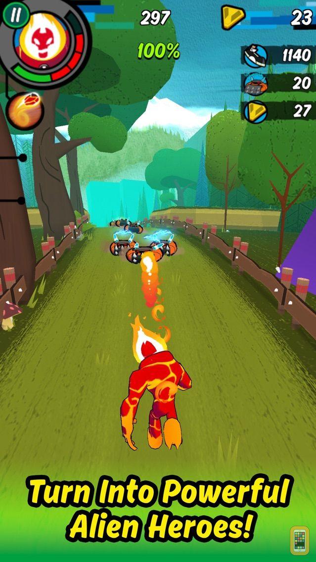 Screenshot - Ben 10: Up to Speed