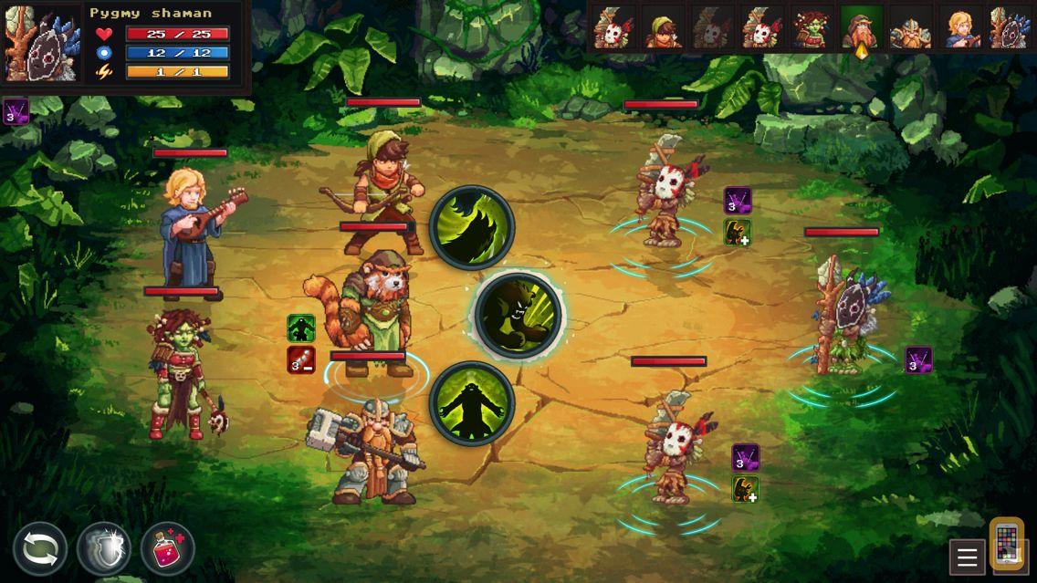Screenshot - Dungeon Rushers