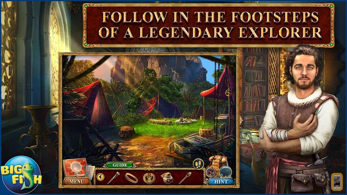 Screenshot - Hidden Expedition: The Fountain of Youth (Full)