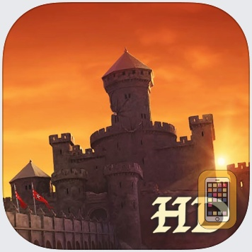 Avadon 3: The Warborn HD by Spiderweb Software (iPad)