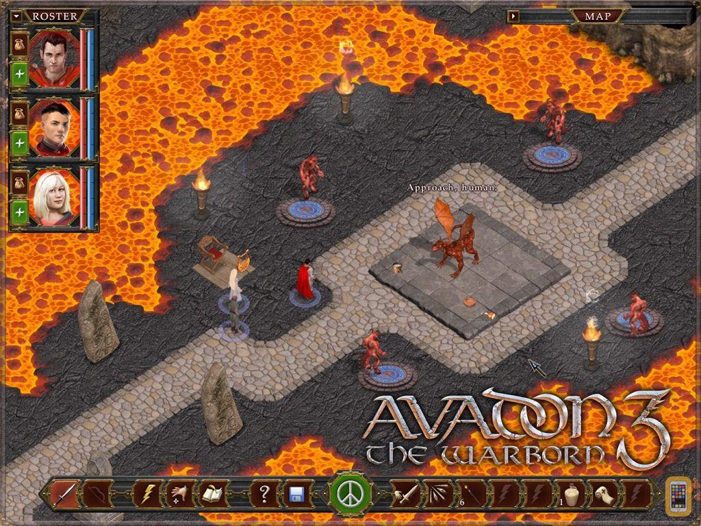 Screenshot - Avadon 3: The Warborn HD
