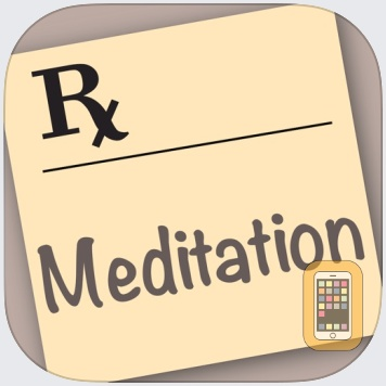 Meditation Rx - Relief for Patients & Families by Meditation Oasis (Universal)