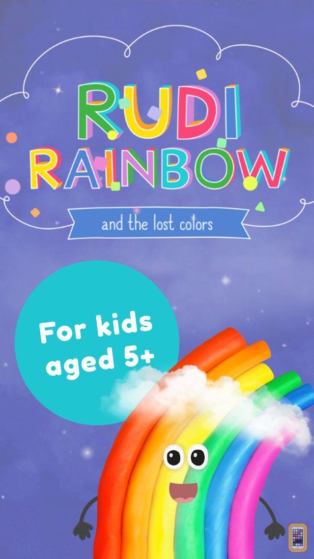 Screenshot - Rudi Rainbow – Children's Book