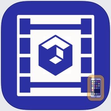 Video LUT Editor by Katerina Alieksieienko (iPad)