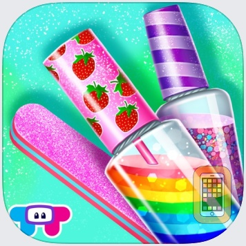 Candy Nail Art - Sweet Spa Fashion Game by TabTale LTD (Universal)