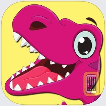 Dinosaur Jigsaw Puzzle Games. by www.HobbyApps.com (Universal)