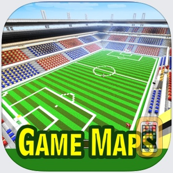 Mini Game Maps for Minecraft PE : Pocket Edition for iPhone & iPad