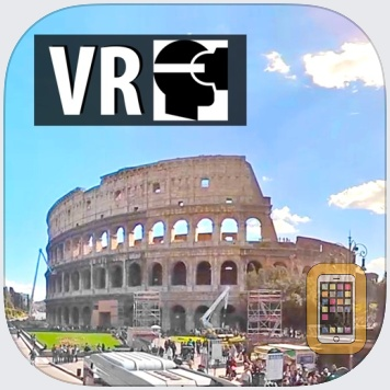 VR Rome Bus Tour Virtual Reality 360 by IUW (iPhone)