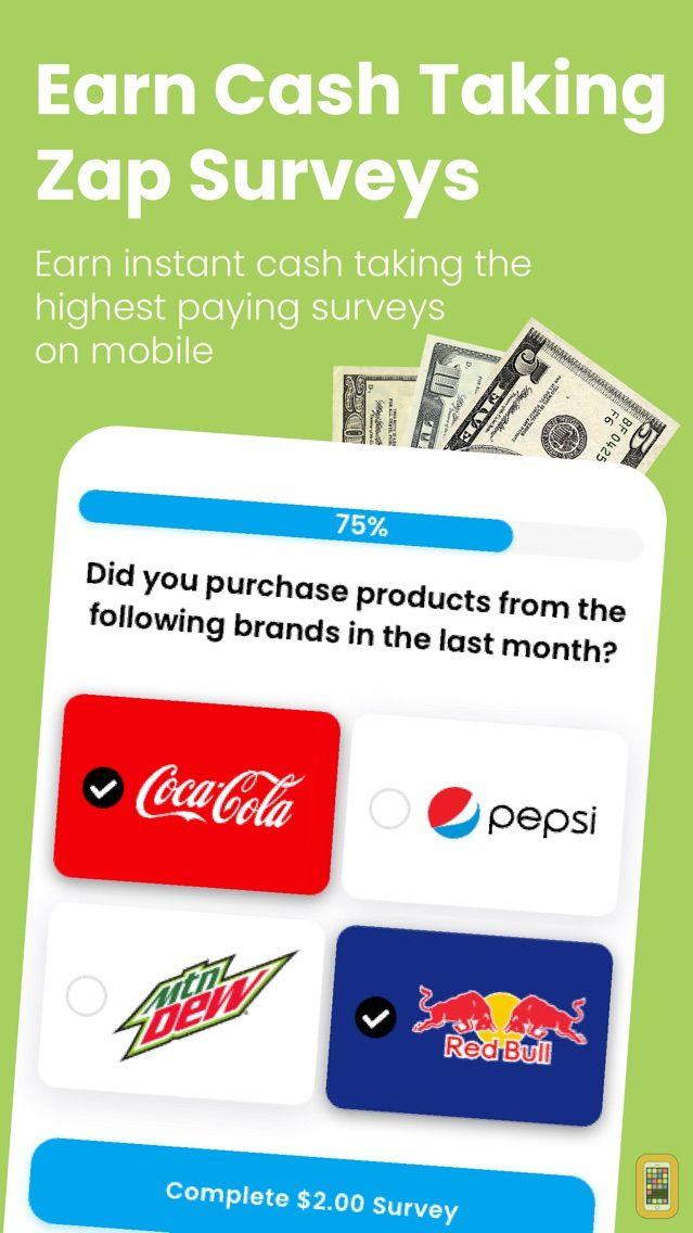 Screenshot - Zap Surveys