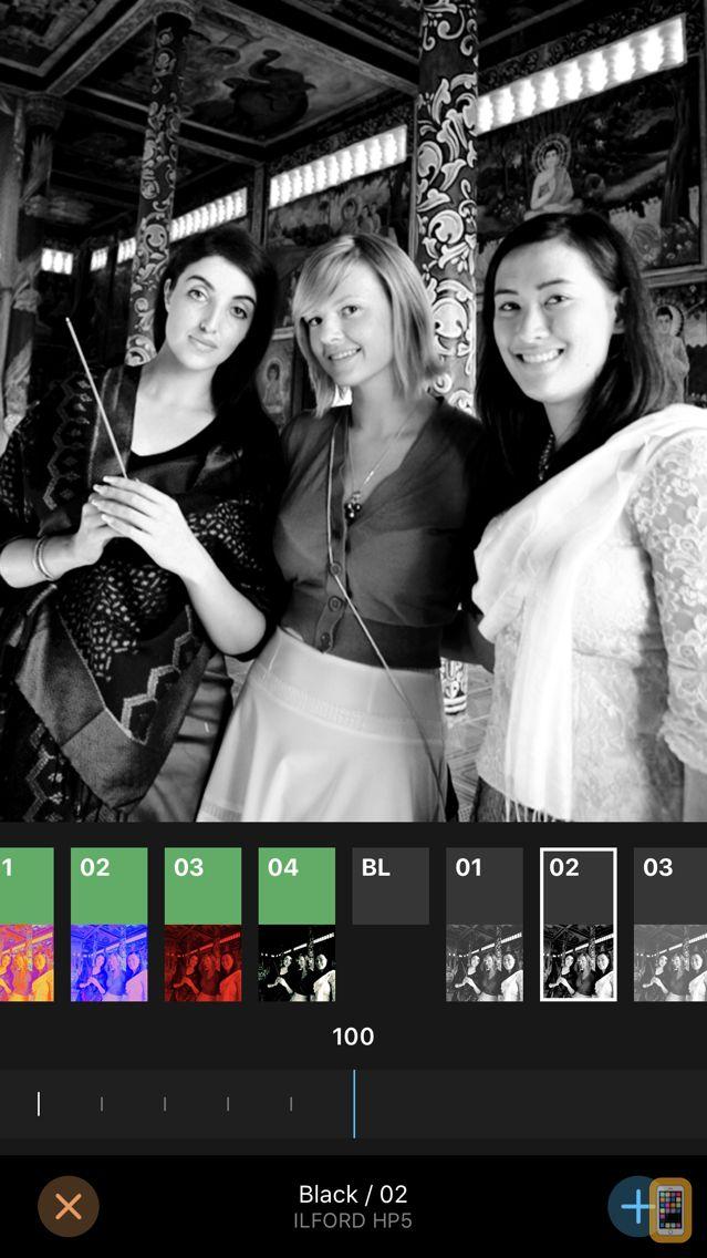 Screenshot - Filter Candy