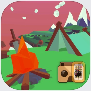 Trail World VR - Virtual Reality by No Pressure Studios (iPhone)