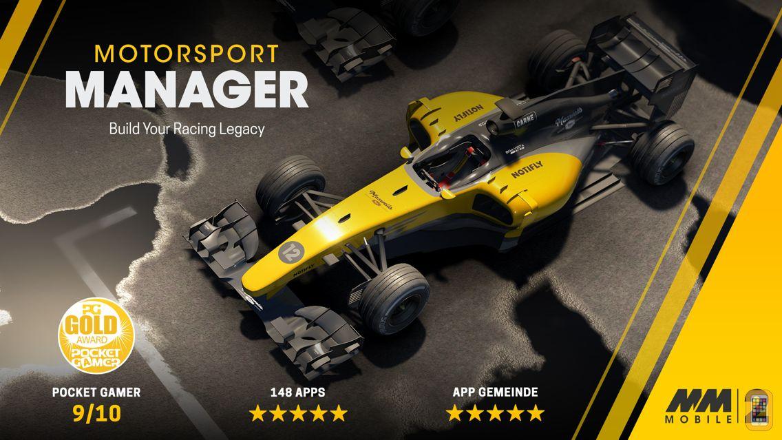 Screenshot - Motorsport Manager Mobile 2