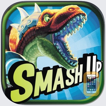 Smash Up - The Card Game by Asmodee Digital (Universal)
