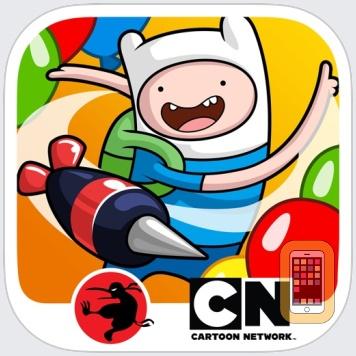 Bloons Adventure Time TD by Ninja Kiwi (Universal)